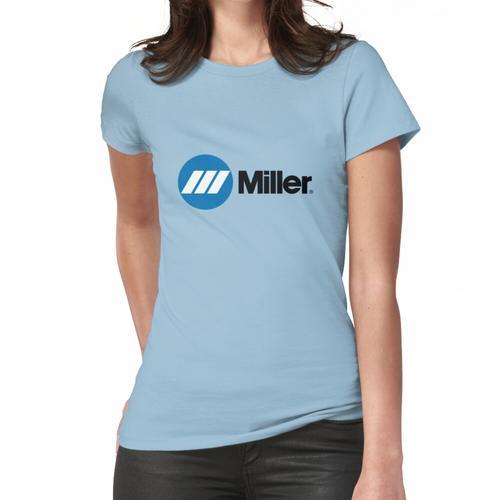 Miller Schweißmaschine Frauen T-Shirt