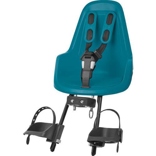 Fahrradsitz vorne ONE Mini, blau