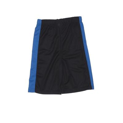 Spiderman Athletic Shorts: Black Solid Sporting & Activewear - Size 7