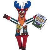 Fat Cat The Buck Family Roger Dog Toy