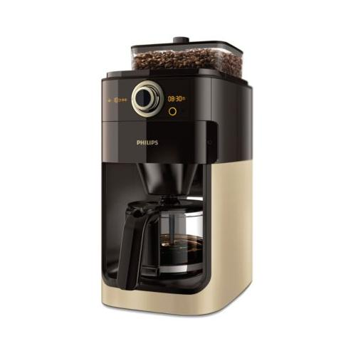 Philips Grind & Brew Kaffeemaschine HD7768/90