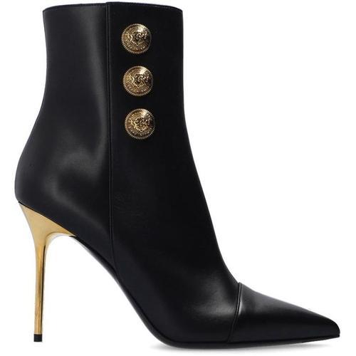 Balmain Heeled ankle boots