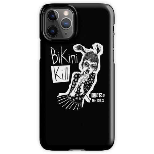 Bikini Kill Band Punkrock Bikini Kill Slayer Band Bikini Kil Bikini Kill Bi iPhone 11 Pro Handyhülle