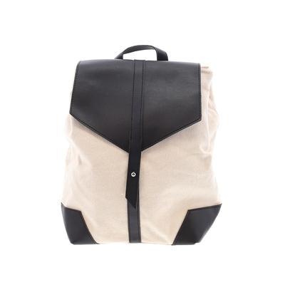 Deux Lux Backpack: Ivory Color B...