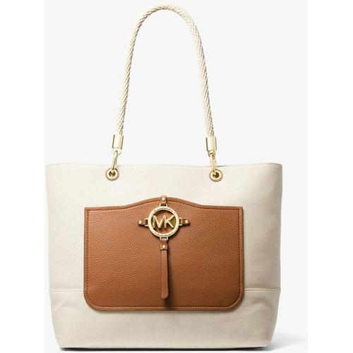 Michael Kors Shopper Amy Large Aus Segeltuch