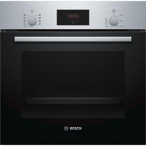 Bosch Einbau-Backofen Einbauherd HBF114ESO Edelstahl Serie 2