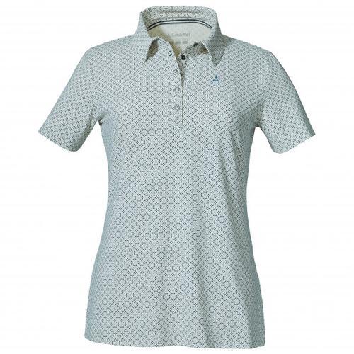 Schöffel - Women's Polo Shirt Altenberg1 - Polo-Shirt Gr 46 grau
