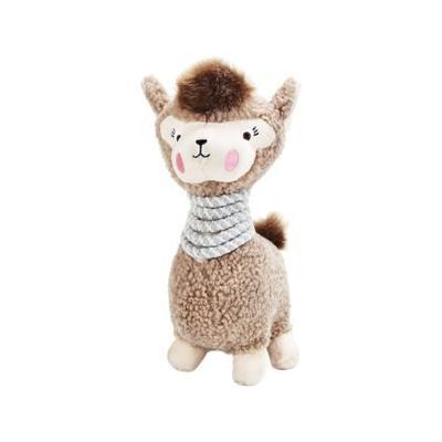 BeOneBreed Lola The Llama Plush Dog Toy