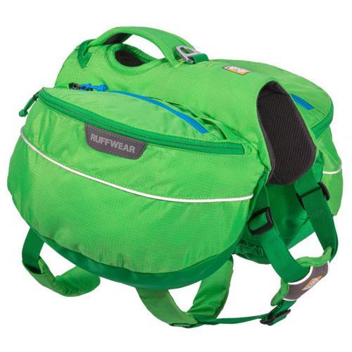 Ruffwear - Approach Pack - Hundegeschirr Gr XS grün
