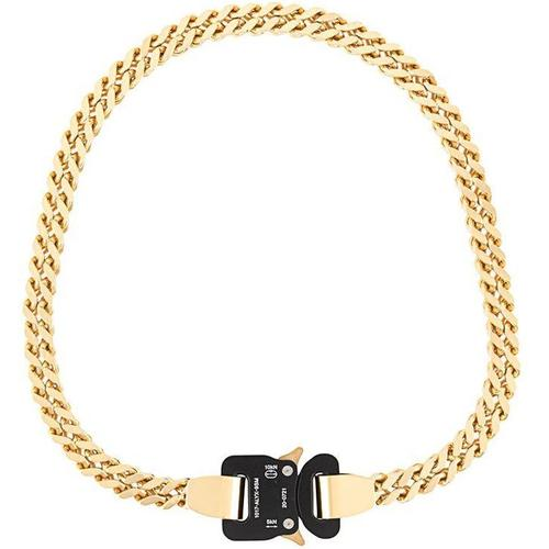 1017 ALYX 9SM Halskette mit Sicherheitsschnalle
