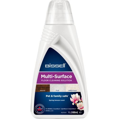 Bissell Fussbodenreiniger Multi Surface 3er Set, (Set, 3 St.) weiß Reinigungsmittel Reinigungsgeräte Küche Ordnung