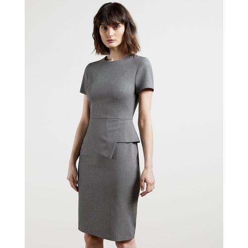 Ted Baker Asymmetrisches Kleid
