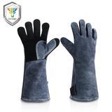 OZERO – gants de soudage en cuir...