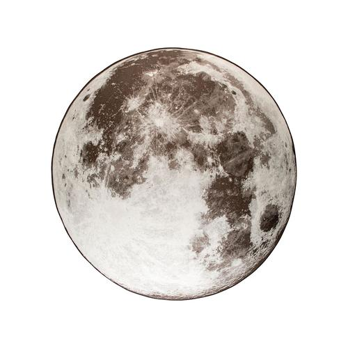 Zuiver »Moon« Teppich soft latte
