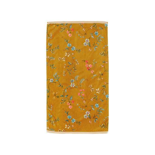 PIP Studio »Les Fleurs« Gelb Handtuch 30 x 50 cm
