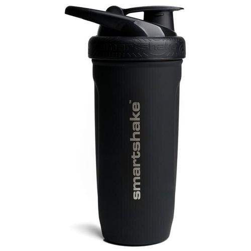 Smartshake Reforce Trinkflasche - schwarz