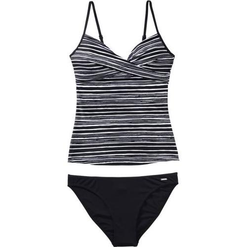 etirel Damen Bikini D-Tankini Desiree, Größe 42B/C in Black