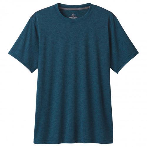 Prana - Calder S/S Top - Lycra Gr XL blau