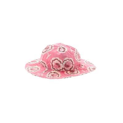 Baby Gap Sun Hat: Pink Floral Ac...