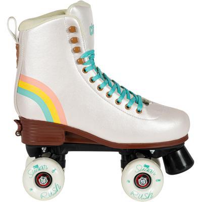 Chaya Rollschuhe Bliss Vanilla adjustable weiß Skateausrüstung Sportausrüstung Accessoires