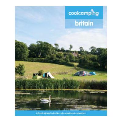 Jonathan Knight - Cool Camping Britain Book
