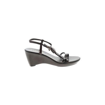 Italian Shoemakers Footwear Wedges: Brown Shoes - Size 7 1/2