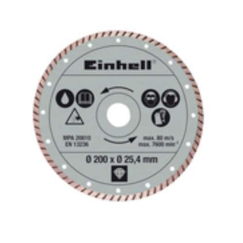 Diamanttrennscheibe »turbo« Fliesen Ø 200 mm, Einhell