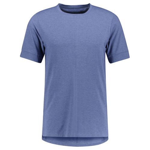 """""""Nike Herren Yoga T-Shirt """"""""Nike Yoga Dri-Fit"""""""", marine, Gr. S"""""""