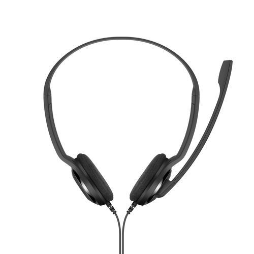 EPOS PC 8 USB Kopfhörer Kopfband Schwarz
