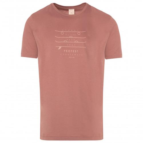 Protest - Harwell - T-Shirt Gr XL rot