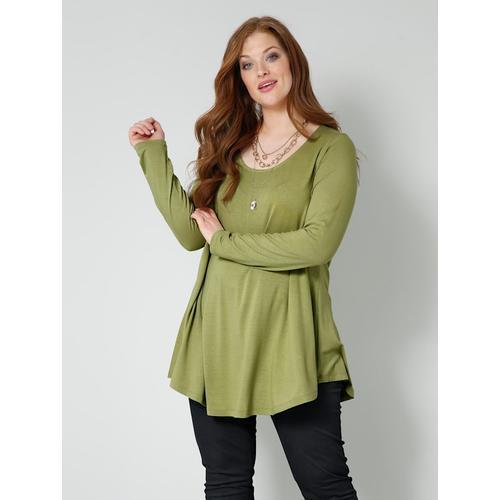 Shirt Sara Lindholm schilf