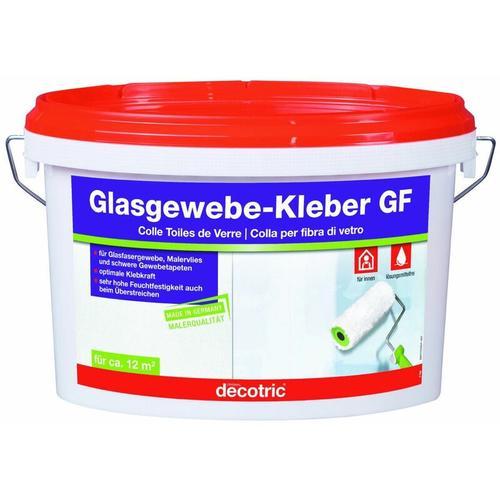 Glasgewebe-Kleber GF 3 kg - Decotric