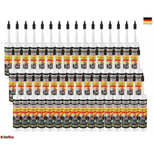 Montagekleber FIX-POWER Baukleber 48 x 480g Kartusche weiß Qualität 200kg / 10cm
