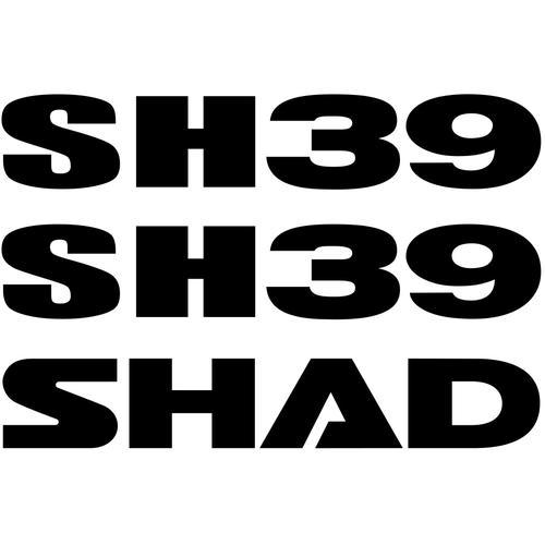SHAD AUFKLEBER SH39