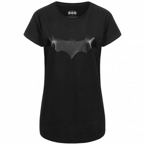 GOZOO x Batman Damen T-Shirt GZ-1-BAT-090-F-BF-1 BK