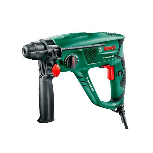 BOSCH Bohrhammer PBH 2500 RE grün Bohrhämmer Werkzeug Maschinen