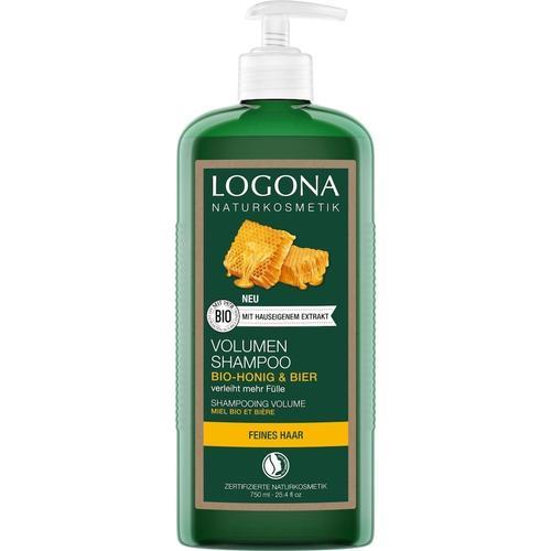 Logona Team Douglas empfiehlt Shampoo Haarshampoo 750ml