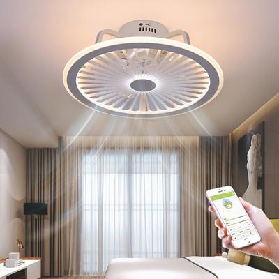 Plafonnier LED avec ventilateur ...