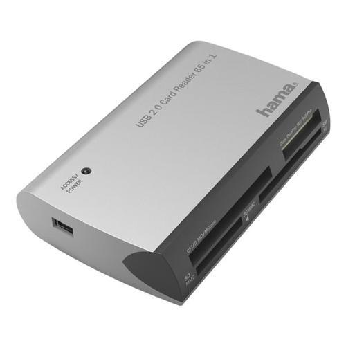 USB-2.0-Kartenleser »All in One«, Hama