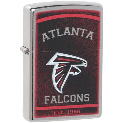 Atlanta Falcons Zippo Team Logo Lighter