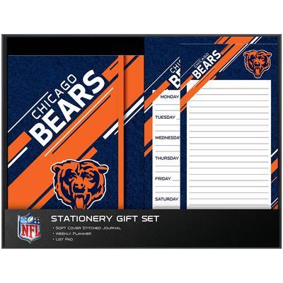 Chicago Bears Three-Piece Stationery Set