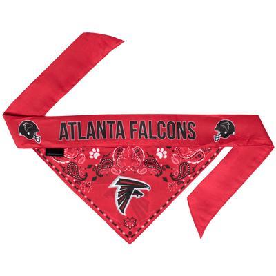 Little Earth Atlanta Falcons Tie Up Reversible Pet Bandana