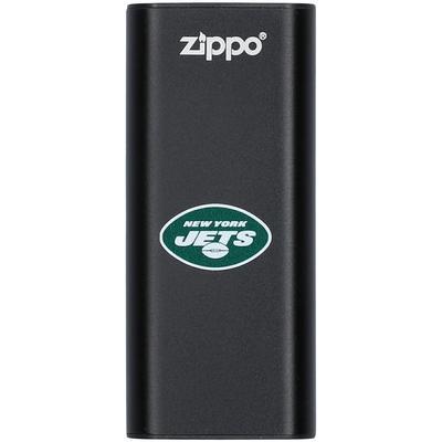 New York Jets Zippo HeatBank 3 Rechargeable Hand Warmer