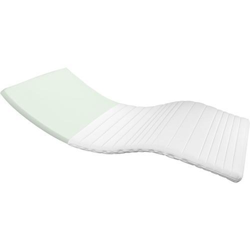 Basic Komfortschaum-Topper | 90x210 cm | 6 cm Höhe | Matratzentopper | 90/210 | Komfortschaum Topper
