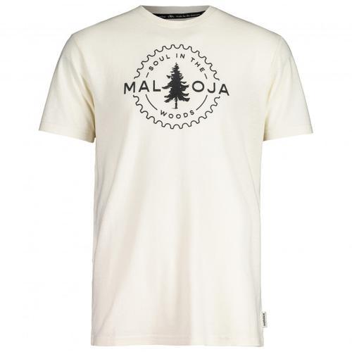 Maloja - WiesenknopfM. - T-Shirt Gr M weiß