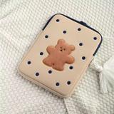 Biscuits Bear – étui pour ordina...