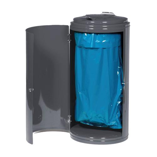 Abfallsammler ca. 120 L, abschließbar