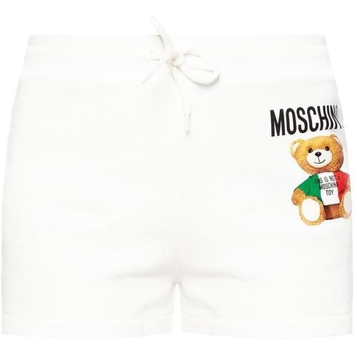 Moschino Bedruckter Hoodie