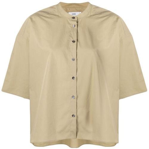 Closed Kragenloses Hemd