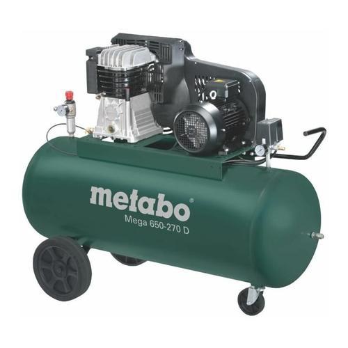 Metabo - Kompressor Mega 650-270 D Karton